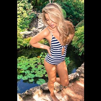 swimwear aila blue