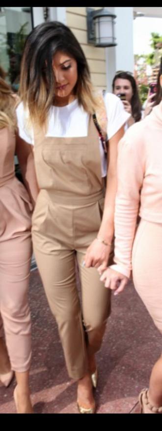 kylie jenner overalls bag