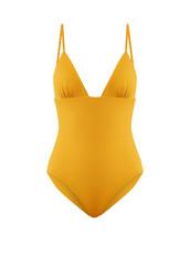 yellow,swimwear