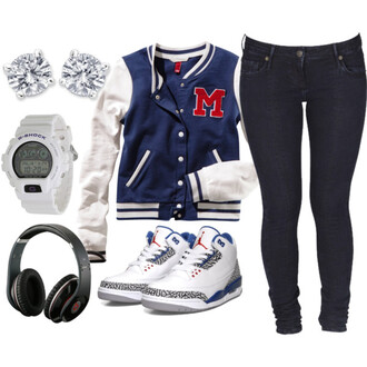 coat skinny jeans beats by dre studio air jordan retro 3 stud diamond earrings stud earrings shoes jacket jewels jeans skirt