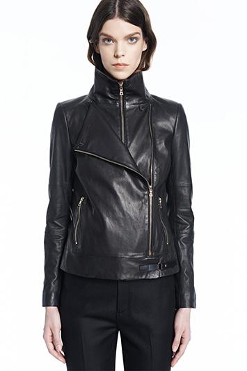 Karle Leather Jacket | J Brand