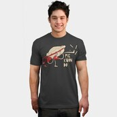 shirt,karate,kung fu,funny,cute,nerdfighter,mens t-shirt