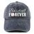 Softball Forever Baseball Hat