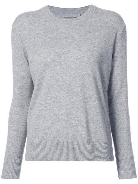 Vince jumper women grey sweater