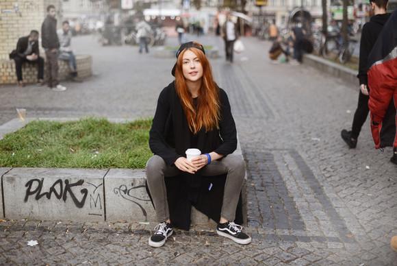 cap top jeans blogger ebba zingmark cardigan