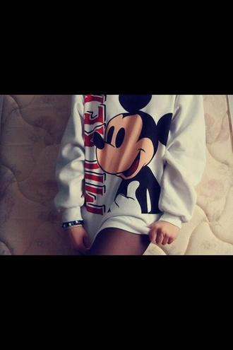 disney mickey mouse sweater disney sweater