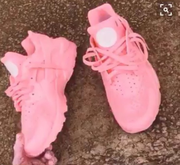 7ce12aaa2314 shoes pink huaraches hot pink huaraches nike air huaraches nike shoes nike