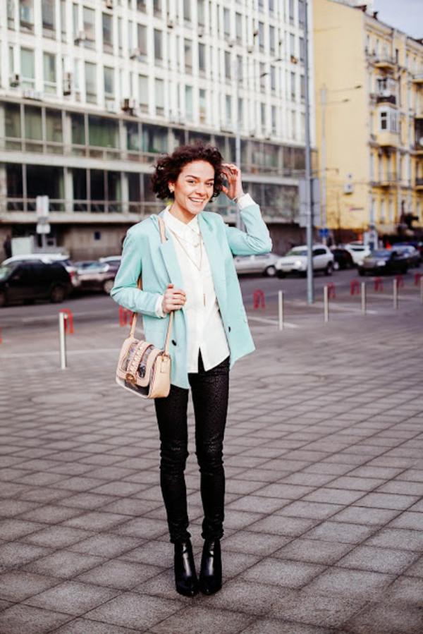 greenteanosugar jacket shirt pants shoes bag jewels