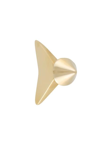 Catalina D'anglade women gold grey metallic jewels