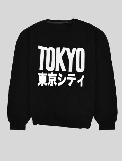 Unisex tokyo sweatshirt · shinjiru · online store powered by storenvy
