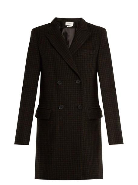 Isabel Marant etoile coat dark green
