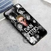 top,movie,american horror story,tate langdon,evan peters,iphone case,phone cover,iphone x case,iphone 8 case,iphone7case,iphone7,iphone 6 case,iphone6,iphone 5 case,iphone 4 case,iphone4case