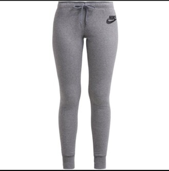 jumpsuit grey joggers nike