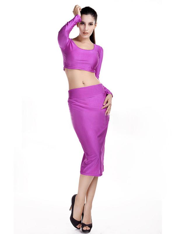 Sheath Tea Length Scoop Sexy Club Dresses : KissChic.com