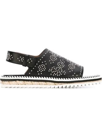 studded sandals studded sandals black shoes