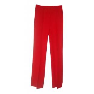 Pantalon droit versace