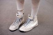 nike,white,shoes