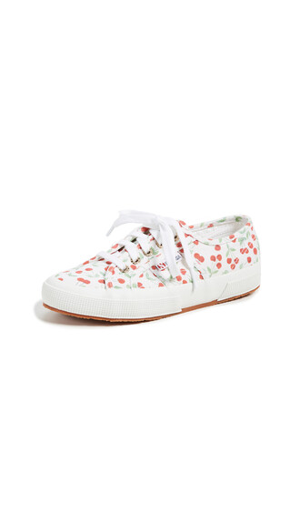 cherry sneakers shoes