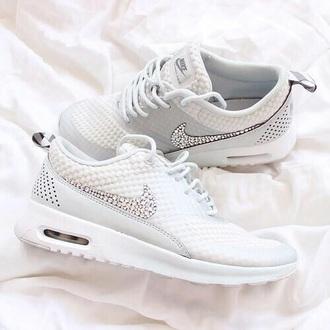 shoes nike air max thea diamonds
