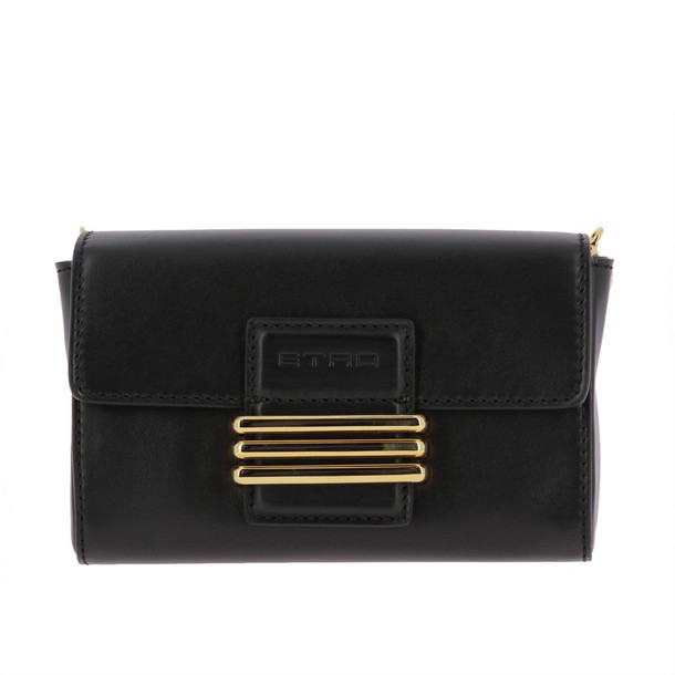 Mini Bag Shoulder Bag Women Etro in black