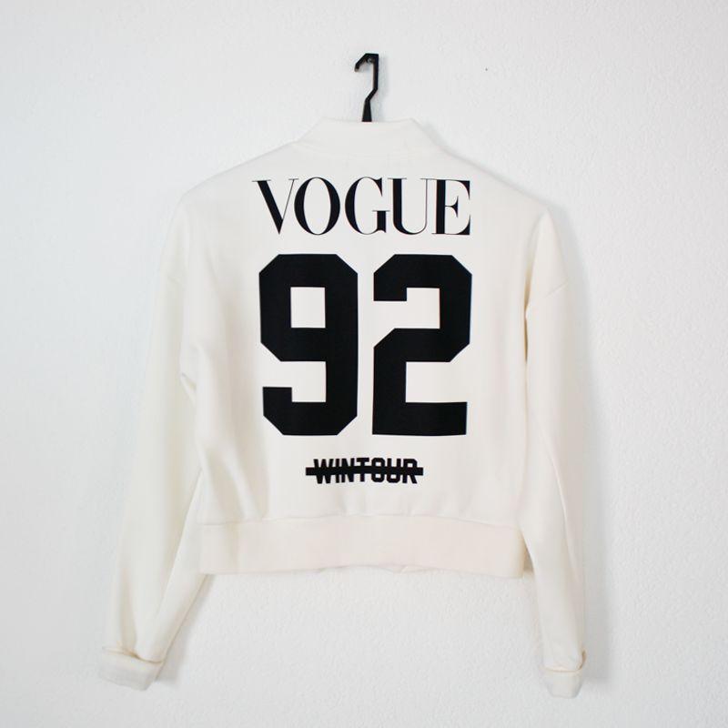 Wintour jacket offwhite