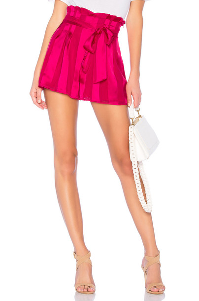 House of Harlow 1960 x REVOLVE Leland Short in pink