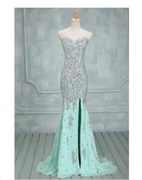 Debs Strapless Dresses