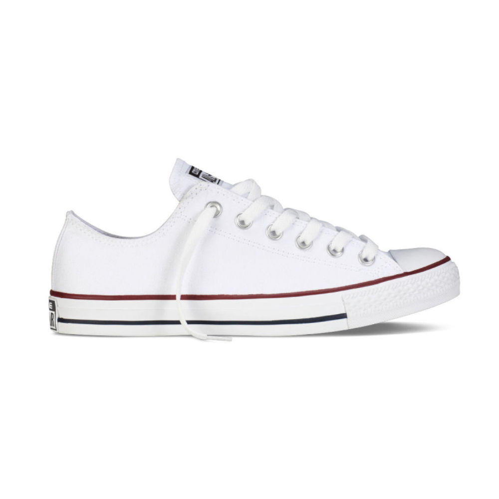 converse all star ct chucks low optical white m7652 ox. Black Bedroom Furniture Sets. Home Design Ideas
