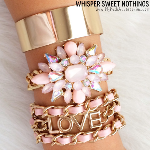 Whisper Sweet Nothings | Posh Accessories