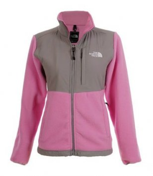 Light Pink Womens The North Face Denali Jackets Sale [Light Pink Womens Denali Jacket] - $87.00 : The North Face Outlet, Cheap North Face Outdoor Jackets Online Sale
