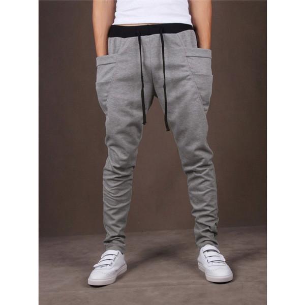Skinni Harem Track Pants   Outfit Made