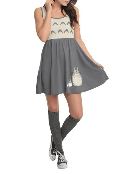 dress totoro anime