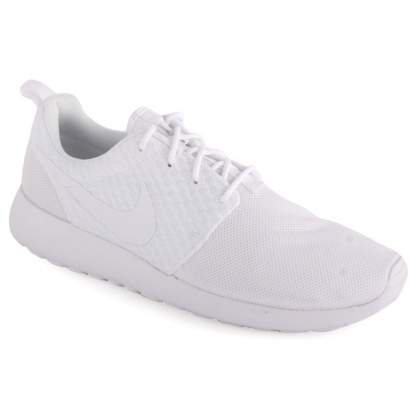 shoes nike roshe runs white