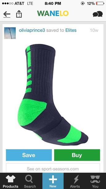 socks yellow