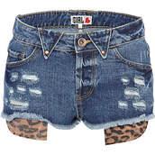 shorts,jeans,vintage,denim,animal print,hipster,girl,leopard print