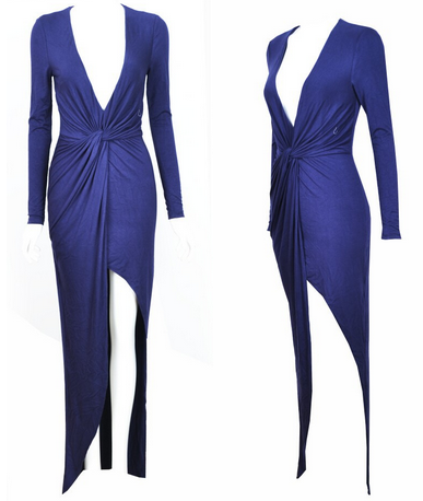 ADDICTED Maxi dress