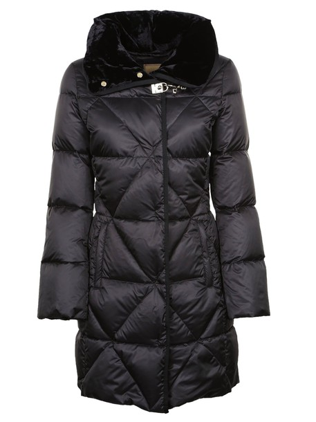 FAY jacket quilted black