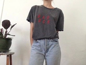 shirt indie boho bohemian grunge urban hipster tumblr t-shirt girly summer outfits cute grey red white black beautiful hippie