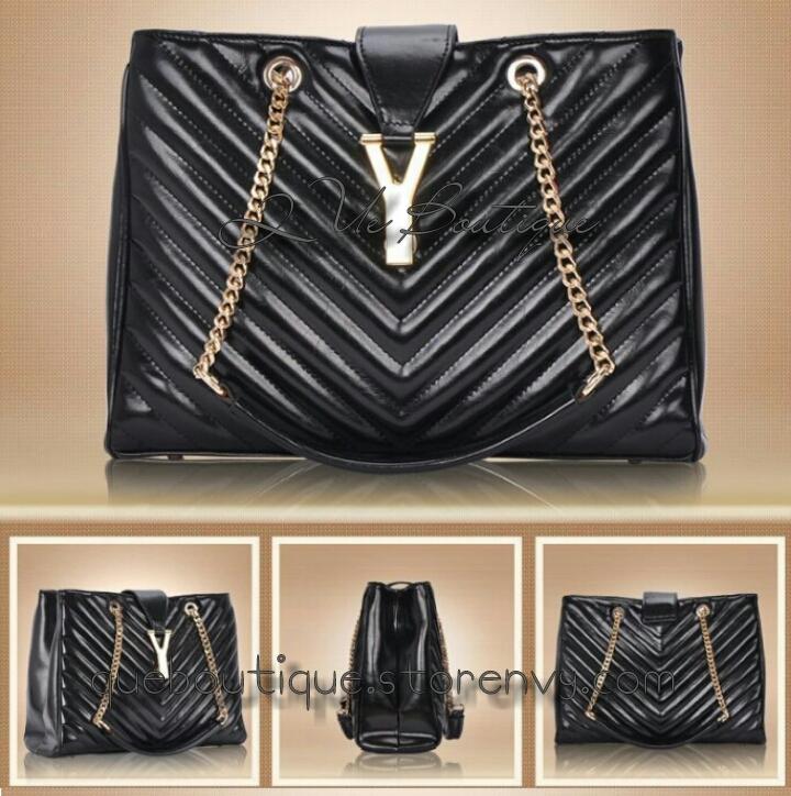 """courtney ysl"" handbag purse tote"