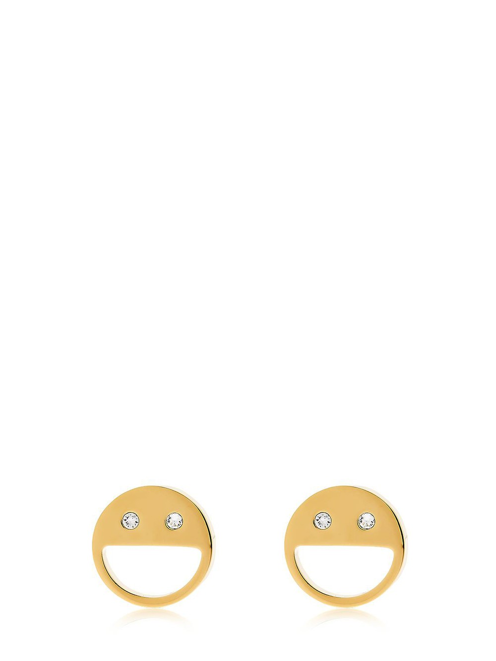VITA FEDE Sorriso Earrings in gold