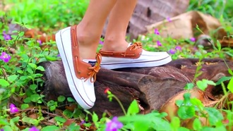 shoes white shoes sperry top siders sperrys