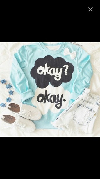 shirt the fault in our stars