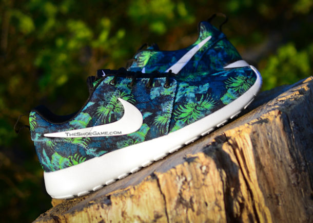 Roshes With Palm Trees September 2017