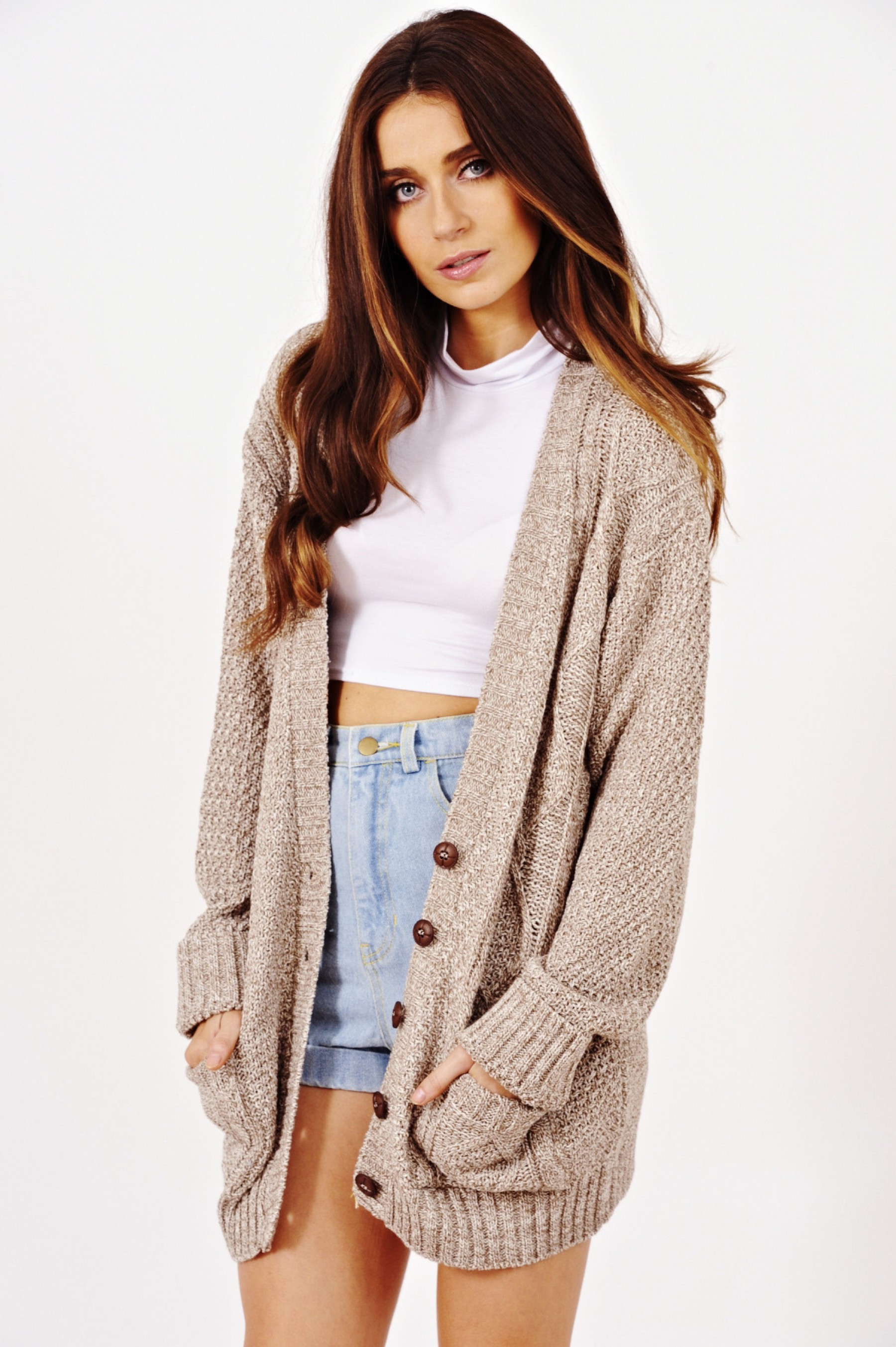 BEIGE CARDIGAN - GOOGLE SEARCH on The Hunt