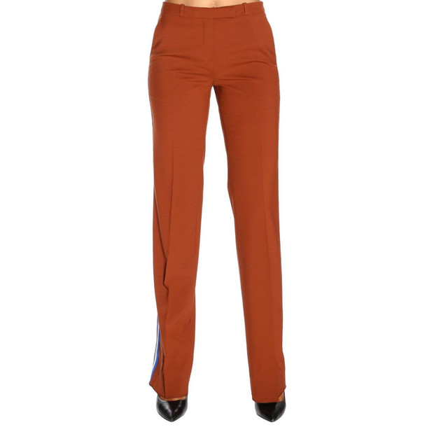 Pants Pants Women Etro in brick / red