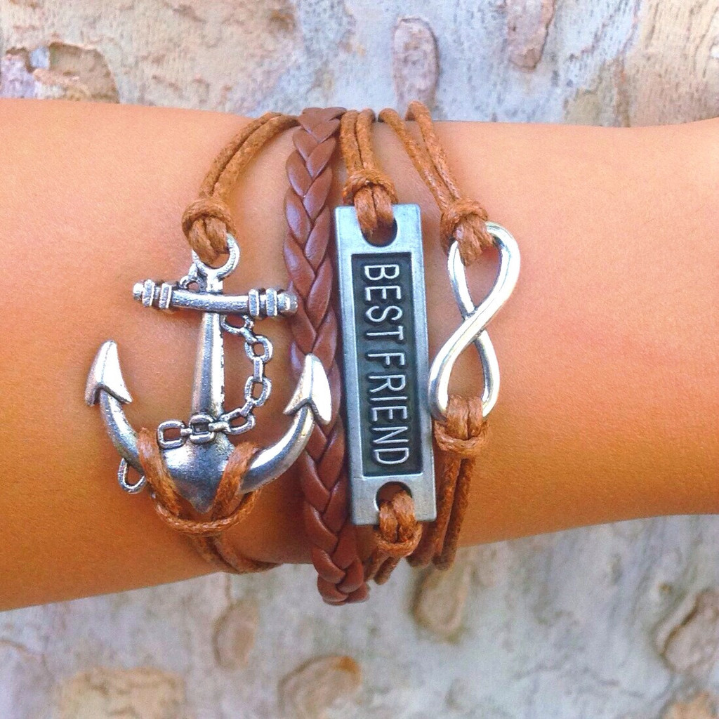 Best friends anchor