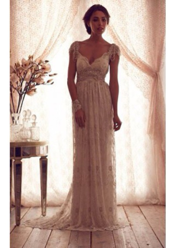 Anna Wedding Dress Designer Melbourne
