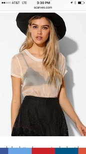 blouse,sheer blouse,sheer top,top,sheer,clothes,translucent,transparent