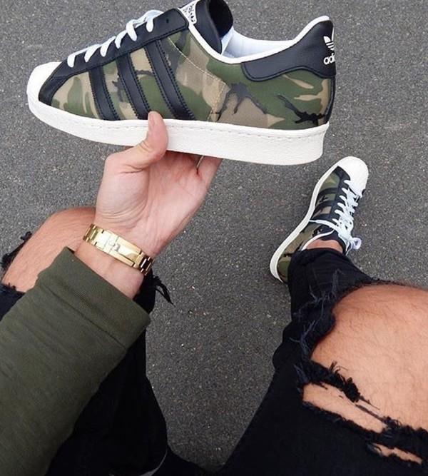 adidas superstar della moda maschile scarpe da ginnastica