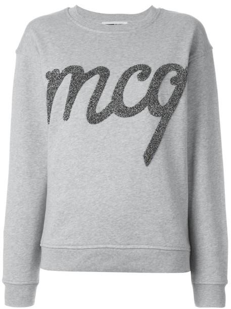 McQ Alexander McQueen sweatshirt grey sweater